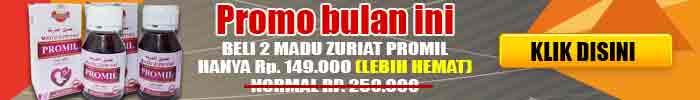 Promo Buah Zuriat
